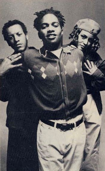 "Digable Planets, American alternative hip-hop trio composed of Ishmael ""Butterfly"" Butler, Mary Ann ""Ladybug Mecca"" Vieira, & Craig ""Doodlebug"" Irving. The release or their debut album Reachin' (A New Refutation of Time and Space) resulted in their classic single, Rebirth of Slick (Cool Like Dat), for which they won a Grammy Award. The album was listed in the The Source's 100 Best Rap Albums and the single as one of the 100 greatest songs in hip-hop music."