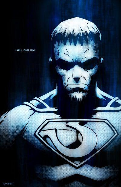 General Zod by Andrew Sebastian Kwan