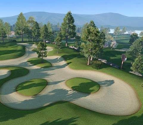 WINNING PUTT is a great free 3D Golf MMO Game