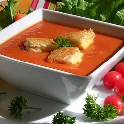 Jersey Fresh Tomato Soup Allrecipes.com