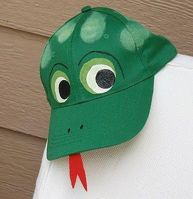 Frog Hat for Frog Pond
