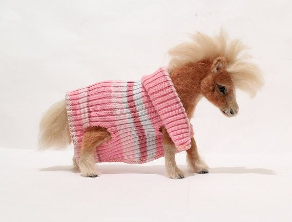 OOAK Realistic Miniature Little Pony by Malga by malga1605 on Etsy