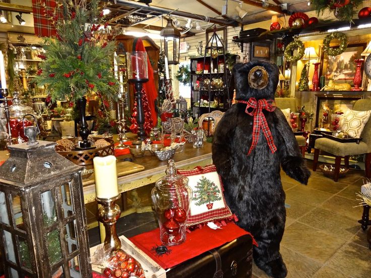 Unique & Unusual Gifts at The Barn Antiques Shopping Complex in Lake Alfred, Florida!  #LoveFL