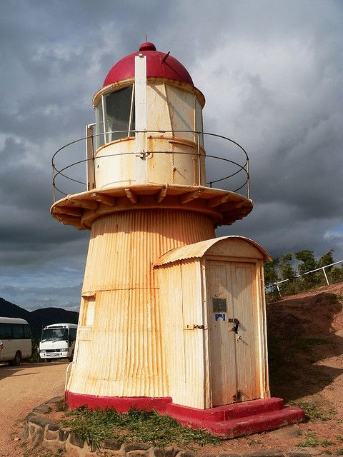 Grassy Hill Lighthouse Cooktown, Queensland