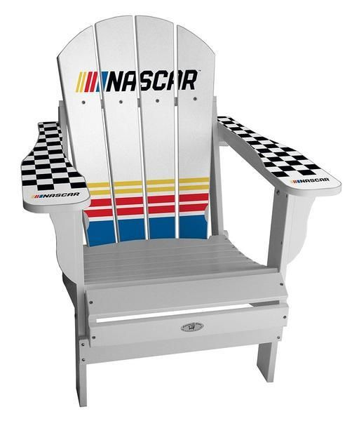 nascar stripe in 2018 nascar chairs pinterest nascar chair rh pinterest com nascar cars for sale nascar chassis