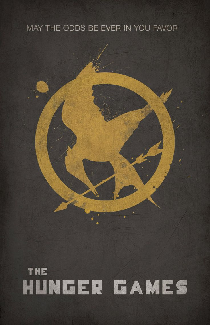 Hunger Games Poster -Dylan West