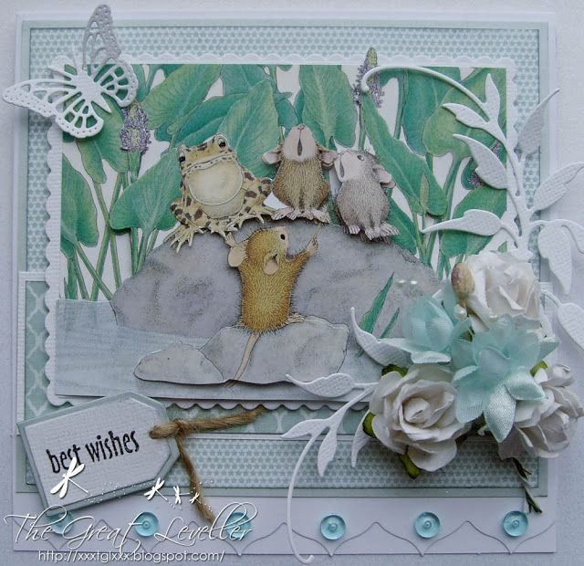 House mouse stamp house mouse cards pinterest house for Mouse house music