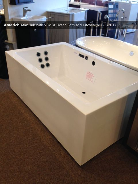 Americh Atlas Tub with VSM @ Ocean Bath and Kitchen (NJ) - 1/2017