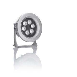 LED Gartenstrahler 18W RGB Dimmbar, steuerbar 24V DC