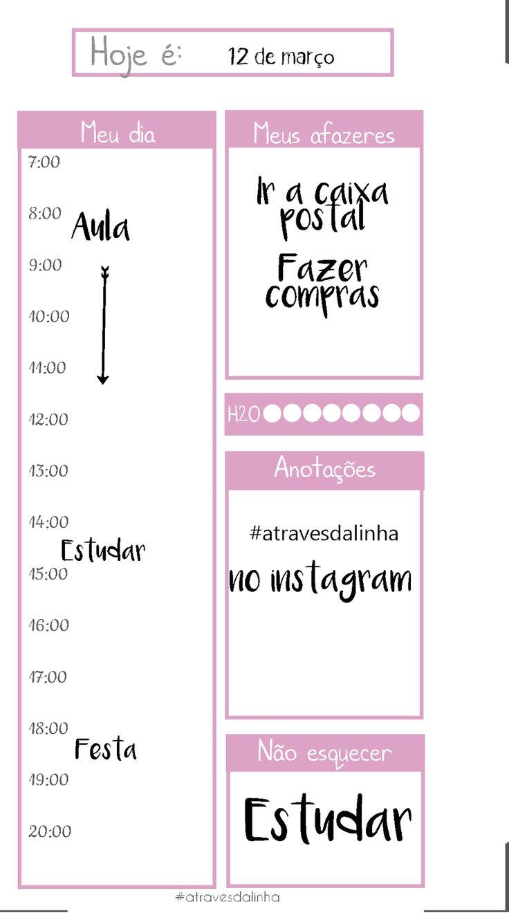 planner personal, tilifax, planner português, planner brasil, inserts em português, planner em português, personal em português, planner personal, insert personal