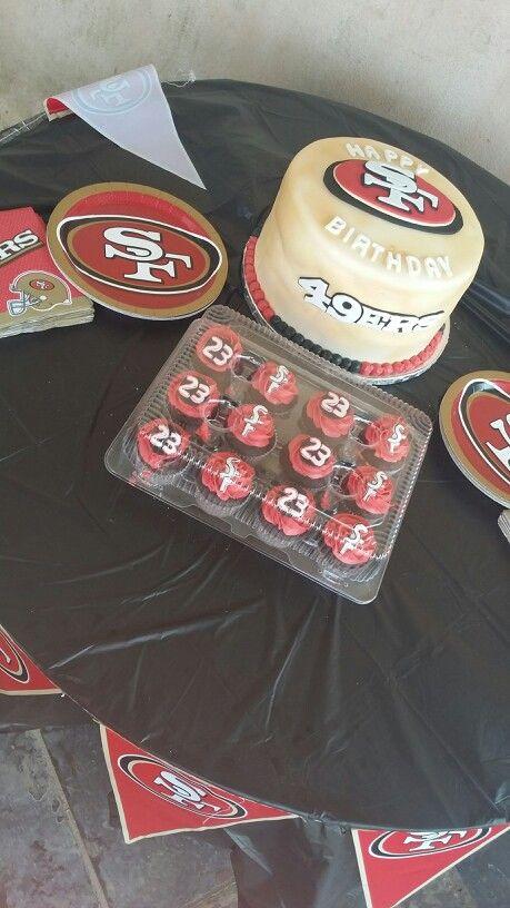 49er birthday party