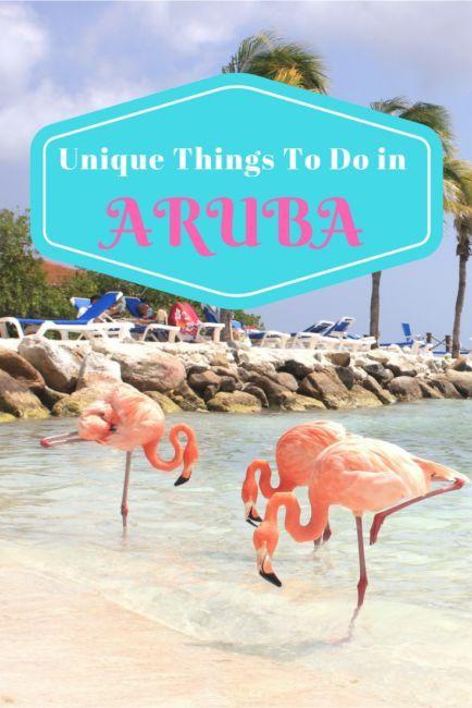 Beyond The Beach: 27 Things That Make Aruba Unique