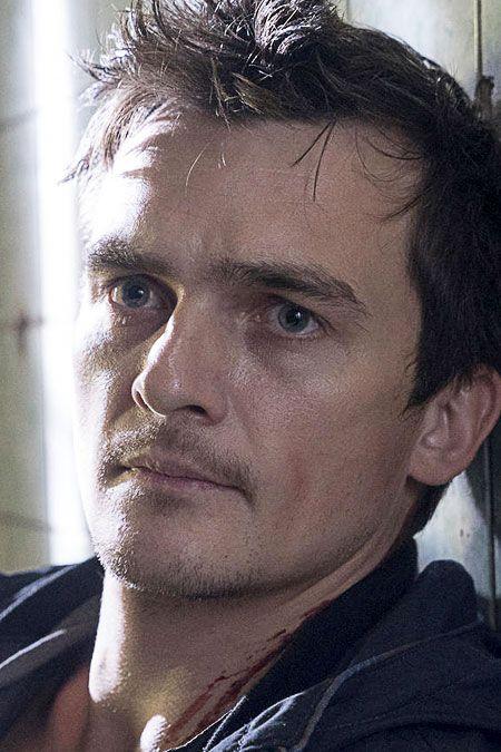 RUPERT FRIEND - Peter Quinn dans la série Homeland