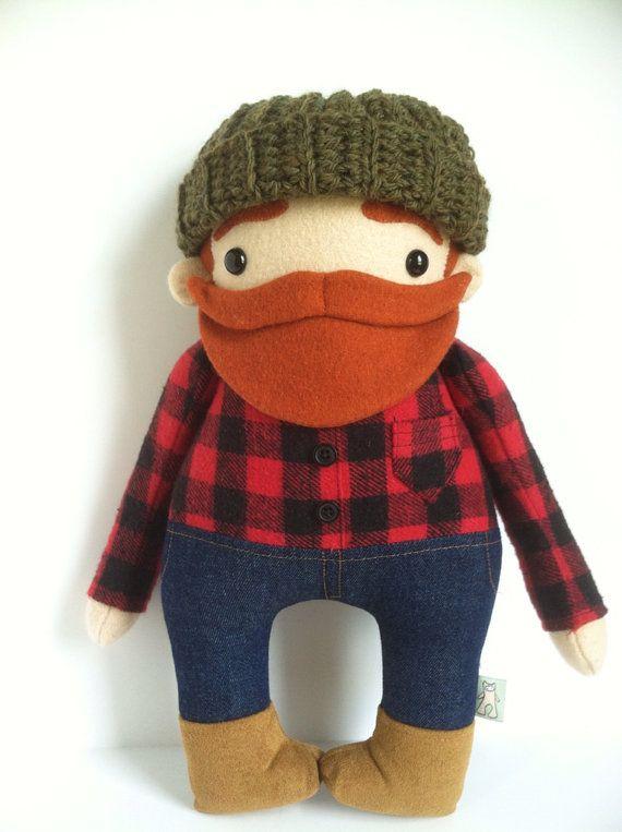 Lumberjack softie