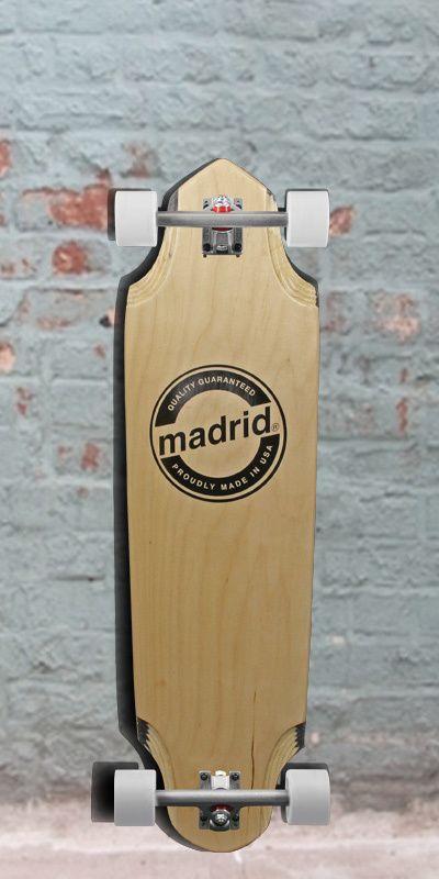 Longboards USA - 2015 Madrid Trapstar Downhill Longboard - Maple 37 inch - Complete, $245.00 (http://longboardsusa.com/longboards/downhill-longboards-riding-style/2015-madrid-trapstar-downhill-longboard-maple-37-inch-complete/)