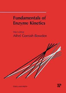 a study of enzyme kinetics Enzyme kinetics michealis menton enzyme kinetics enzyme kinetics is the study of the chemical reactions that are catalysed by enzymes in enzyme kinetics.