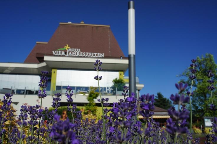 Das Thermenhotel Vier Jahreszeiten in Loipersdorf bei Fürstenfeld