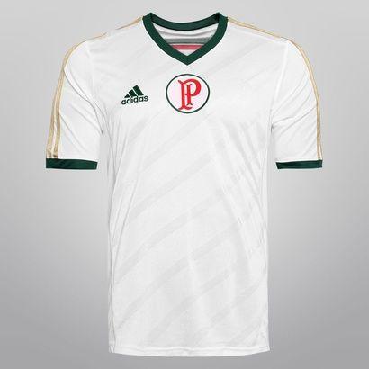 Camisa Adidas Palmeiras II 14/15 s/nº - Mundo Palmeiras