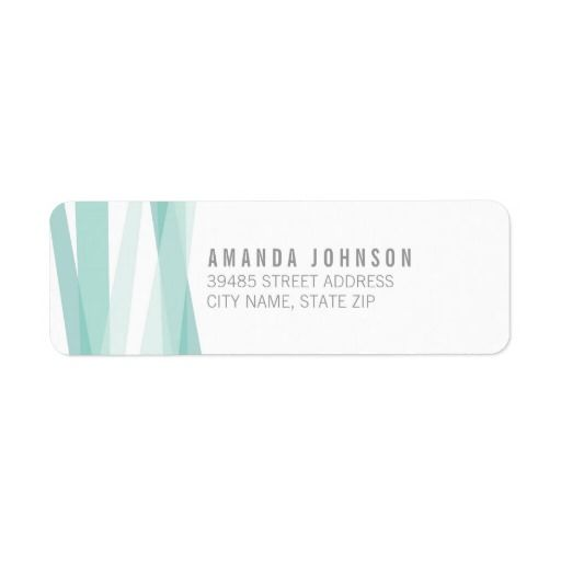how to make wedding address labels in word