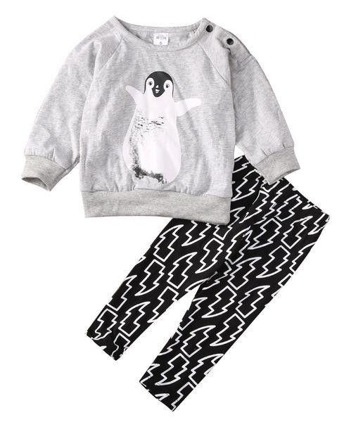 Penguin Clothing Set.