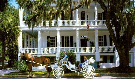 Beaufort Sc Antebellum Homes Gorgeous Places I Love
