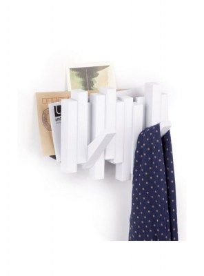 Sticks_portalettere e abito_disponibile in diversi colori da Boschettotre