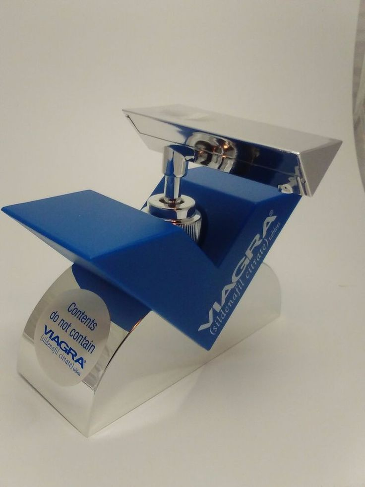 New Viagra Novelty Gel Lotion Dispenser in box Sildenafil Citrate Pfizer