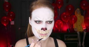 Perhaps, one of the scariest and creepiest of all the Halloween looks, being sheer disgusting when it comes to the look and feel, the Unzipped Zipper Face Makeup highlights the grunginess of Halloween in the most perfect ways. It's so astonishing how this makeup lets your face look as if your skin is being zipped …