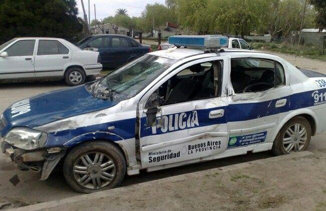 Chevrolet Astra Fail . Policia de la Provincia de Buenos Aires.