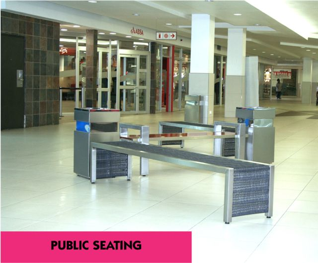 Public Seating - A Reason Customers Spend More?