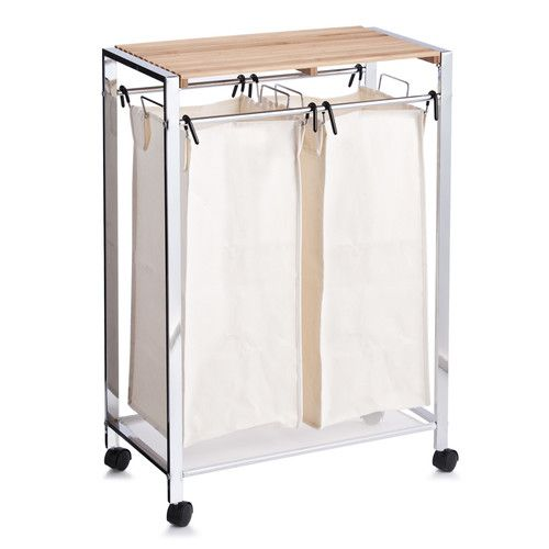 Found it at Wayfair.co.uk - Laundry Trolley