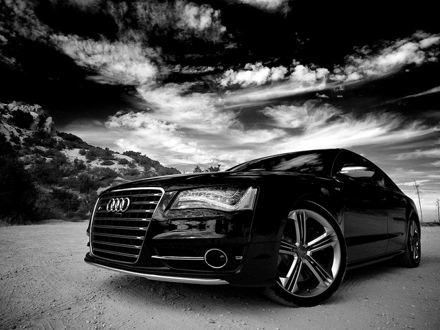 2013 Audi S8 Extreme-Modified