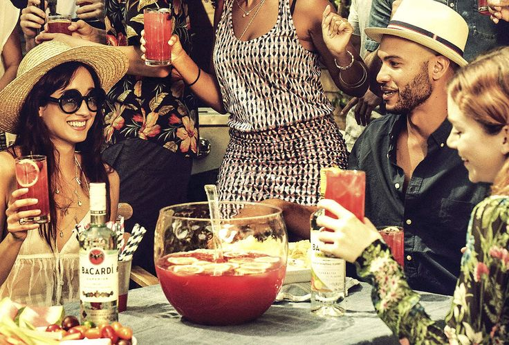 Start Summer Off Right With These BACARDÍ Cocktails