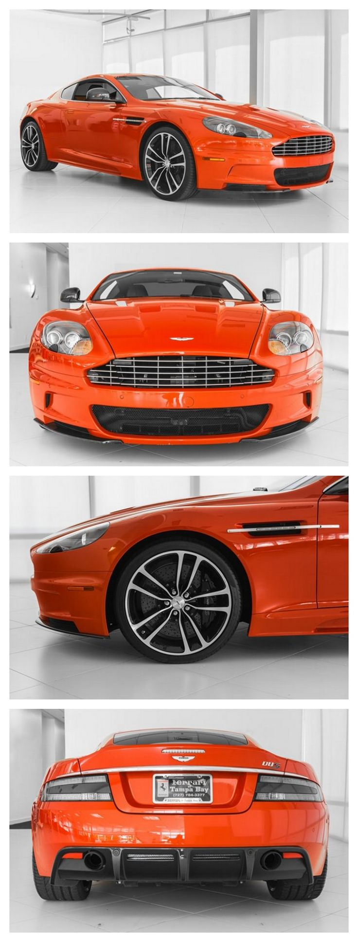 Sublime Aston Martin DBS Carbon Edition #FastandFuriousFriday