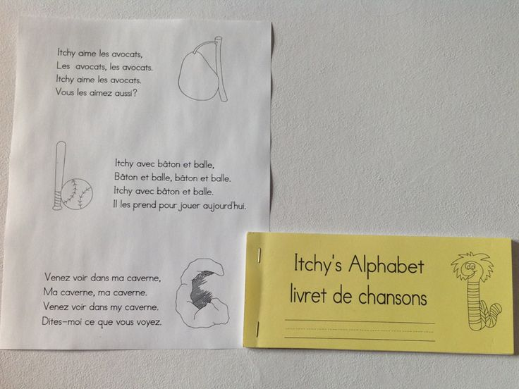 Itchy's Alphabet Songs Phonics Alphabet Products | Itchy's Alphabet for Kids