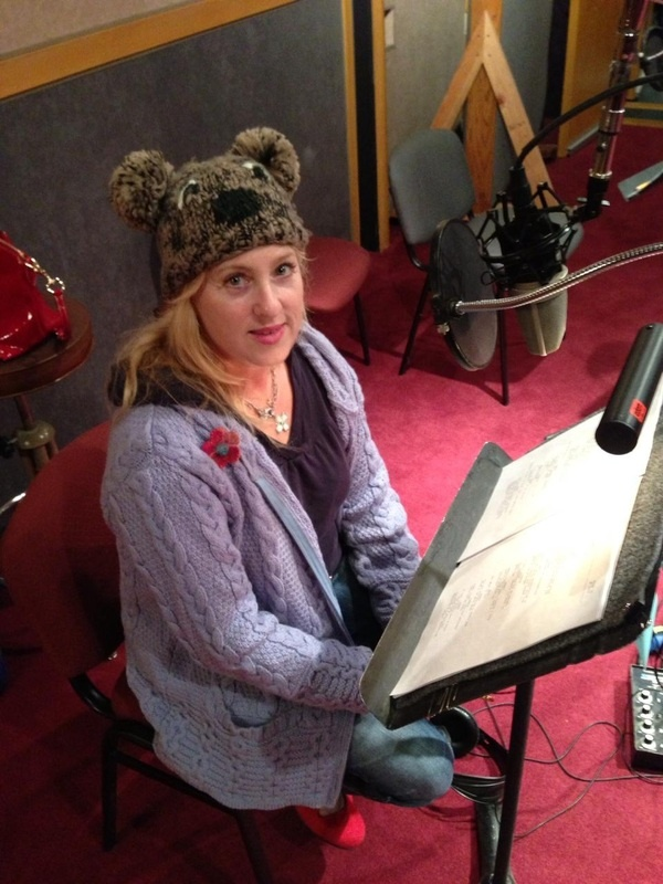 Kimmy Robertson as Penny Wise in Adventures in Odyssey!!!!