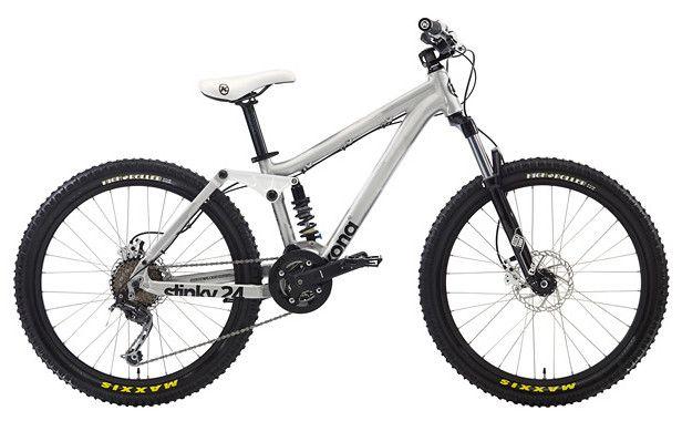 2012 Kona Stinky 24 bike for Cam