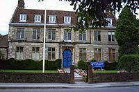 Warminster School - Wikipedia In 1707, Thomas Thynne, 1st Viscount Weymouth, under the influence of Bishop Thomas Ken (1637–1711), founded a grammar school for boys in the market town of Warminster, near to his family seat of Longleat, to teach the boys of Warminster, Longbridge Deverill, and Monkton Deverill Latin, Mathematics, and other subjects of the usual syllabus of the day.