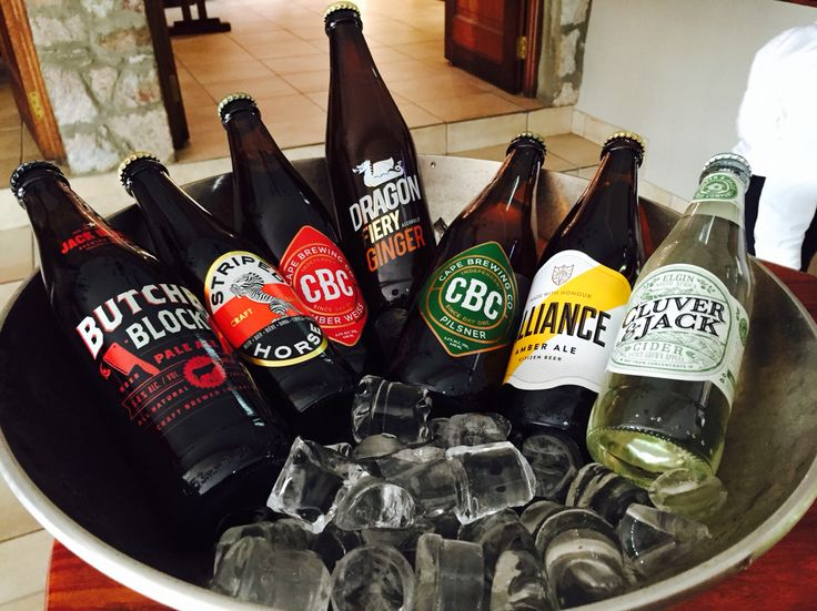 Craftbeer officially available form Afrique Group