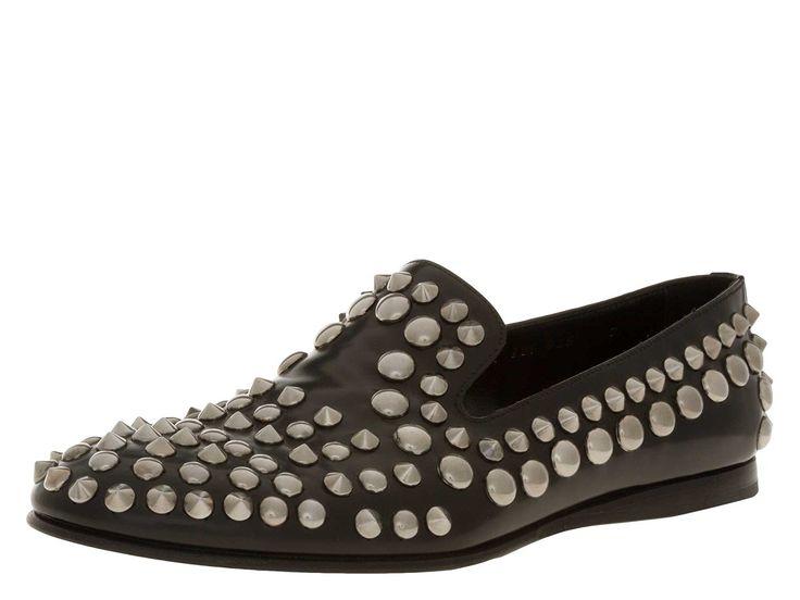 PRADA Men shoes genuine leather