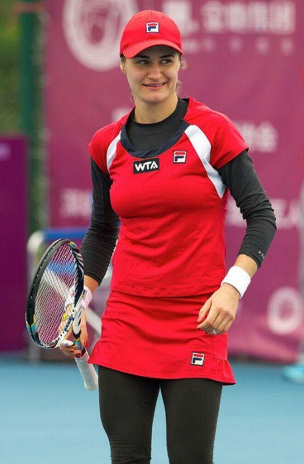 Monica Niculescu la Shenzen