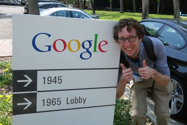 Visiting Google and Twitter headquarters In San Francisco - Chase the Horizon Travel Blog