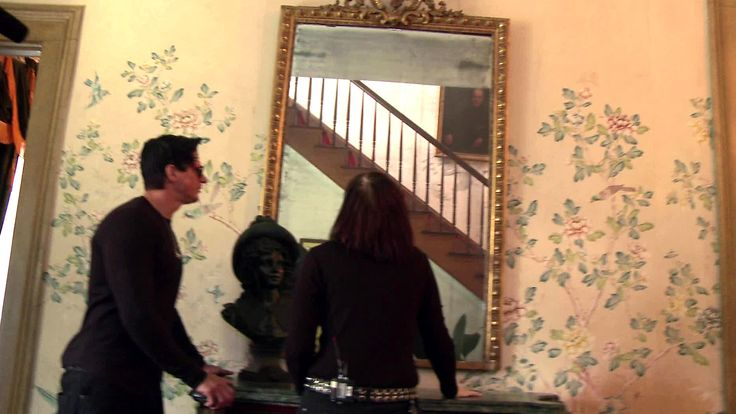 The historian at Myrtles Plantation recounts her paranormal experiences there.
