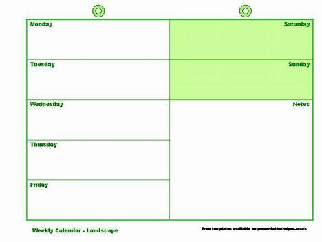 Best 25+ Weekly calendar template ideas on Pinterest Print a - powerpoint calendar template
