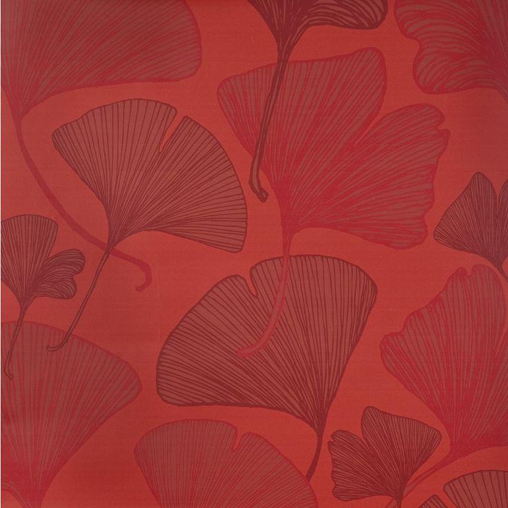 Ginkgo Red Wallpaper www.nicolacerini.com
