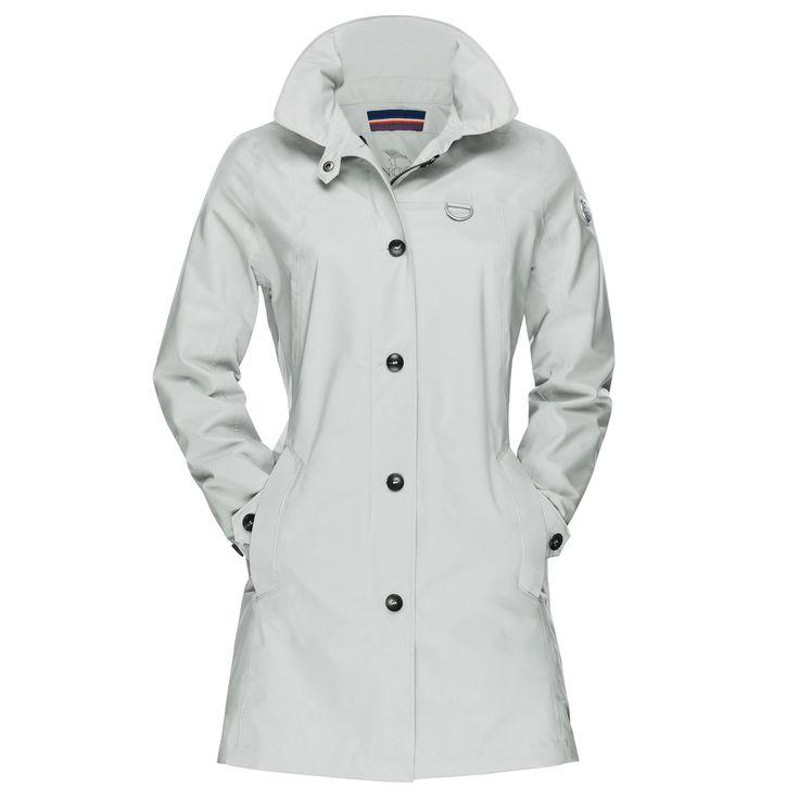 Venezia #white #Coat. #women #fashion  www.snoot.se