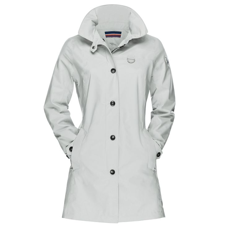 Venezia #white #Coat. #women #fashion  www.snoot.se