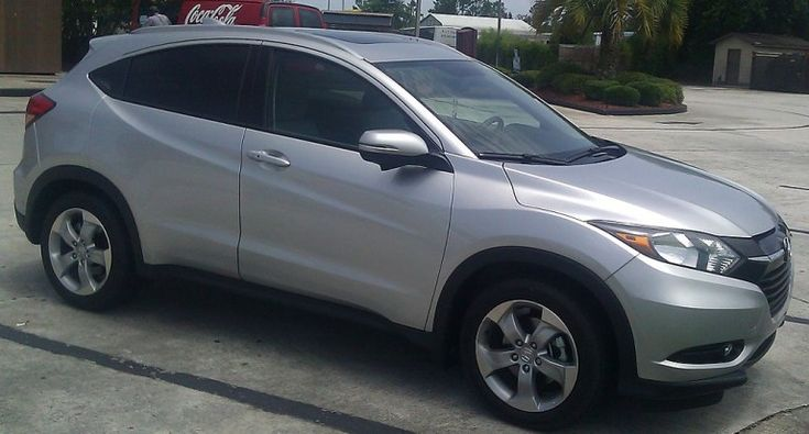 Honda HR-V Affordable SUV WIth Best Gas Mileage