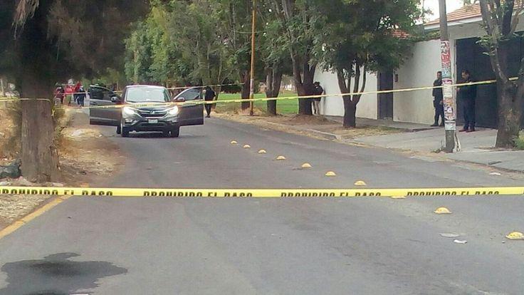 #DESTACADAS:  Asesinan a secretario sindical del ISSTE - La Jornada en linea