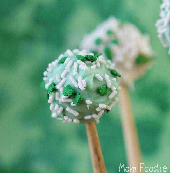 """Leprechaun Balls Recipe ~ A St. Patrick's Day Dessert for Grown-Ups"""